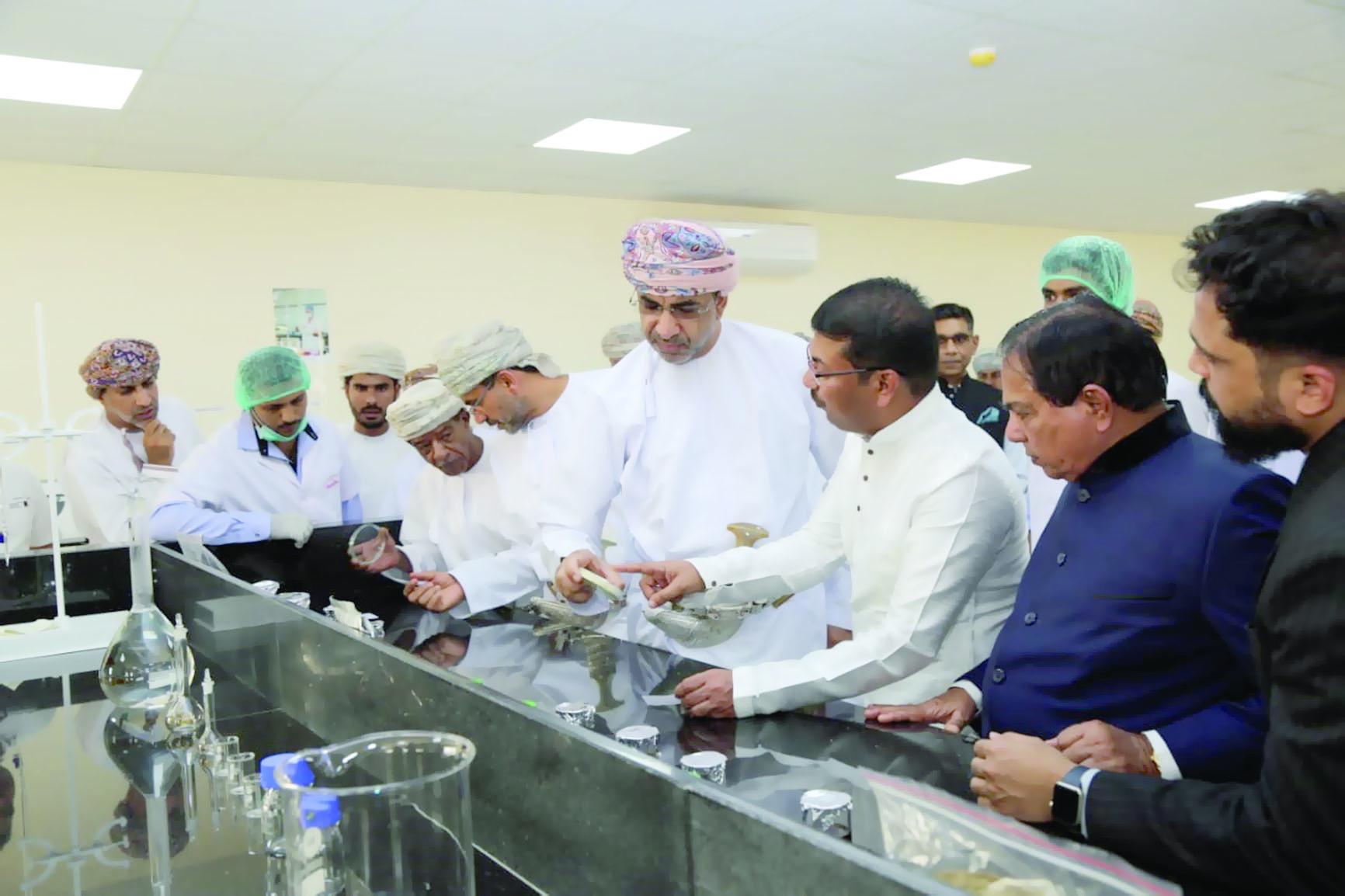بطاقة انتاجية حوالي 250 طن.. افتتاح مصنع المنتجات السمكية في محوت