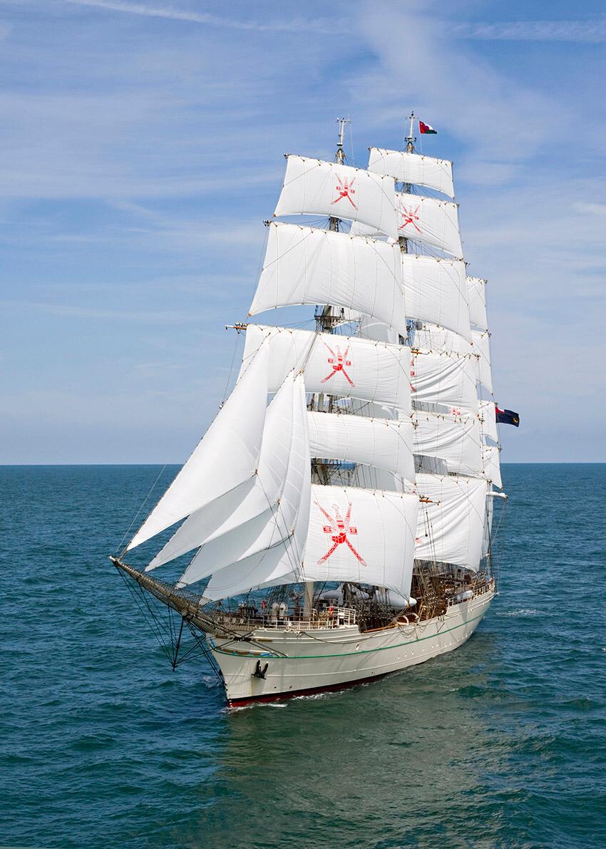 """غدا.. استقبال رسمي لسفينة """"شباب عمان الثانية"""""""