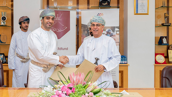 Madayn and Al Raffd Fund sign cooperation agreement