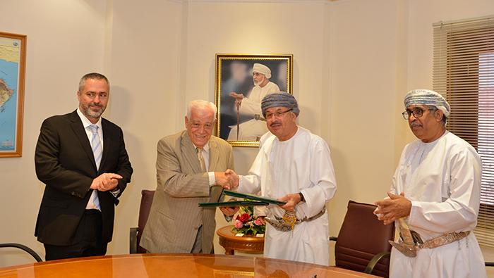 Haya Water and Target sign major agreement