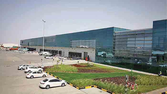 Plan to boost Muscat airport cargo capacity