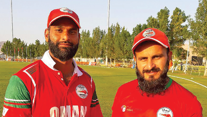 Oman certain to clinch T20 Series with win over the Netherlands