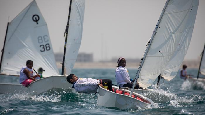 Oman Sail team have high hopes of success at Arab Sailing Championship in Egypt
