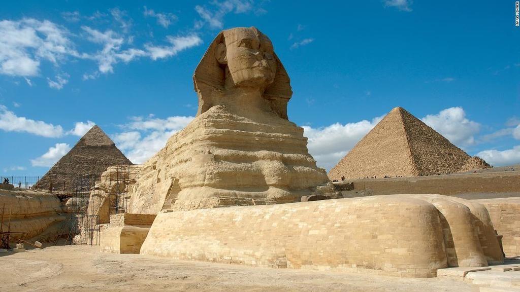 """وزارة الآثار المصرية تنفي خبر العثور على مومياء لحيوان يشبه """"أبو الهول"""""""