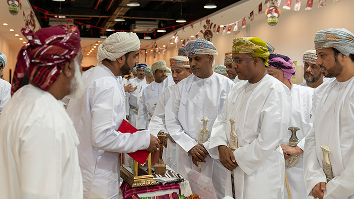 Sur Industrial City organises 'Made in Oman' Exhibition