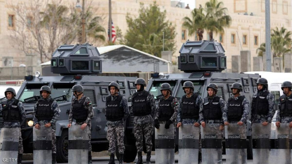 الأردن يحبط عمليات  ضد سفارتي أميركا وإسرائيل