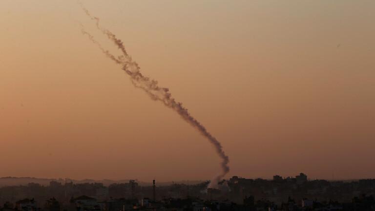 """ RT "" : قبّة إسرائيل تعترض 20 وتفوّت 30 صاروخا من غزة"