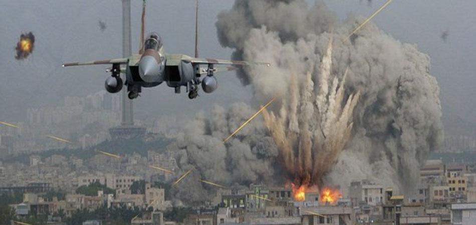 """""""شينخوا"""" : الطيران الإسرائيلي يشن غارات على قطاع غزة"""