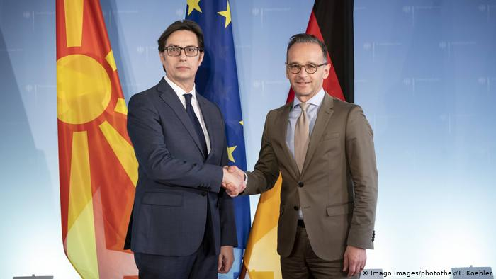 German foreign minister says Western Balkan states belong in EU