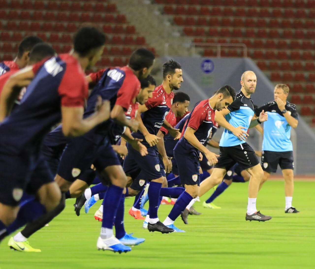 Oman face Bangladesh in 2022 FIFA World Cup qualifier