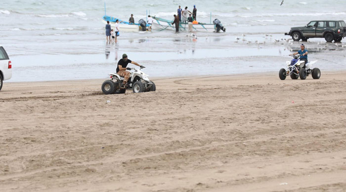 Beach driving is illegal: Muscat Muncipality