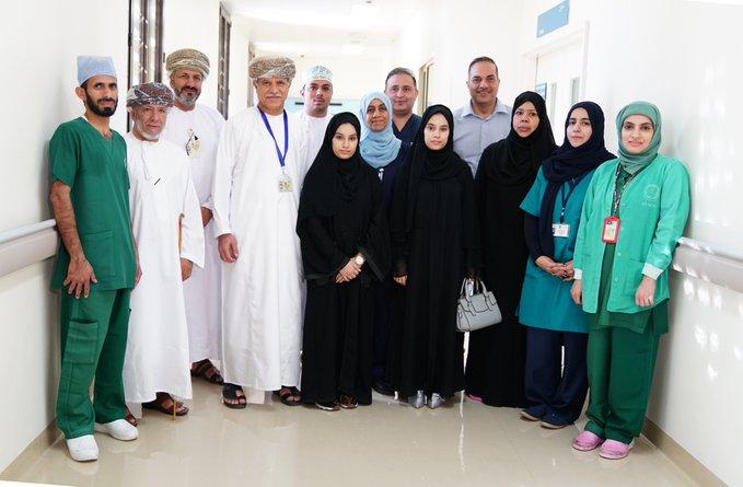 Oman health: Medical breakthrough at Sultan Qaboos University Hospital
