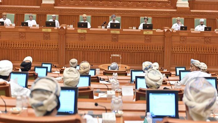 Oman's Majlis Al Shura members take oath; opening session held