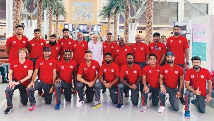 Oman defeat Sri Lanka by four wickets