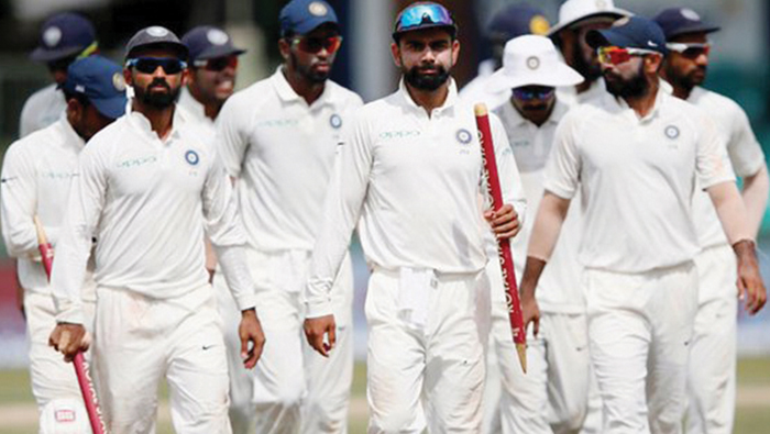 Shami leads innings rout for Bangladesh