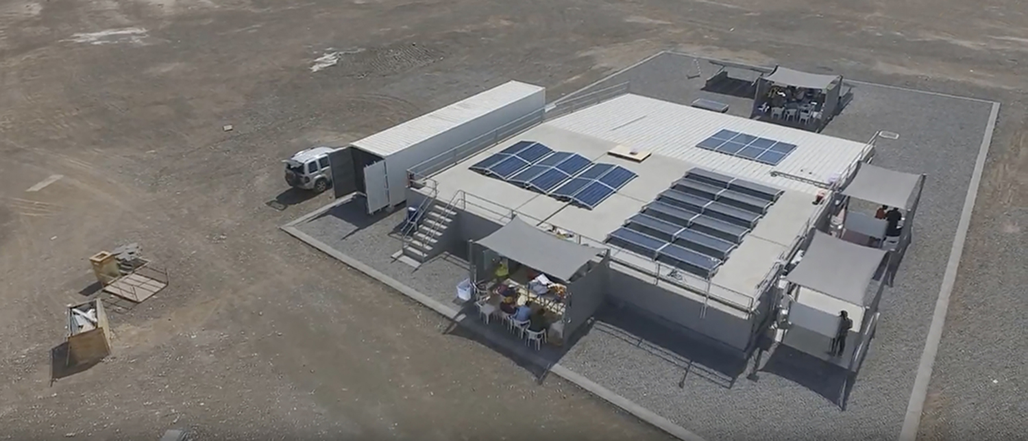 State-of-the-art solar training facility inaugurated