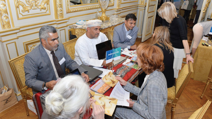 Oman launches drive to promote tourism at international events