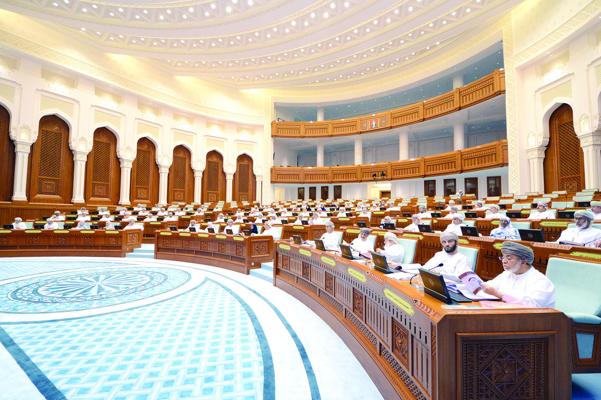 مجلس الدولة يثمن «إعلان السلطان قابوس للمؤتلف الإنساني»