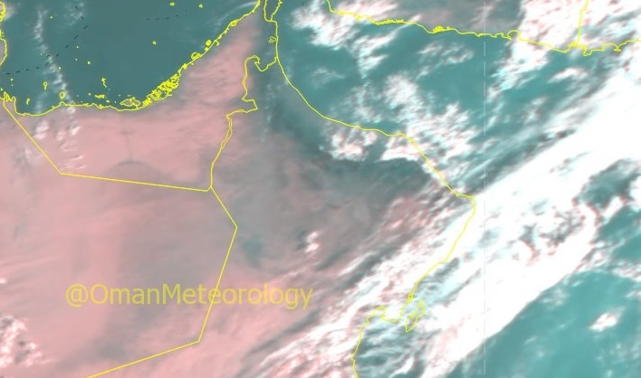These parts of Oman to get rain today
