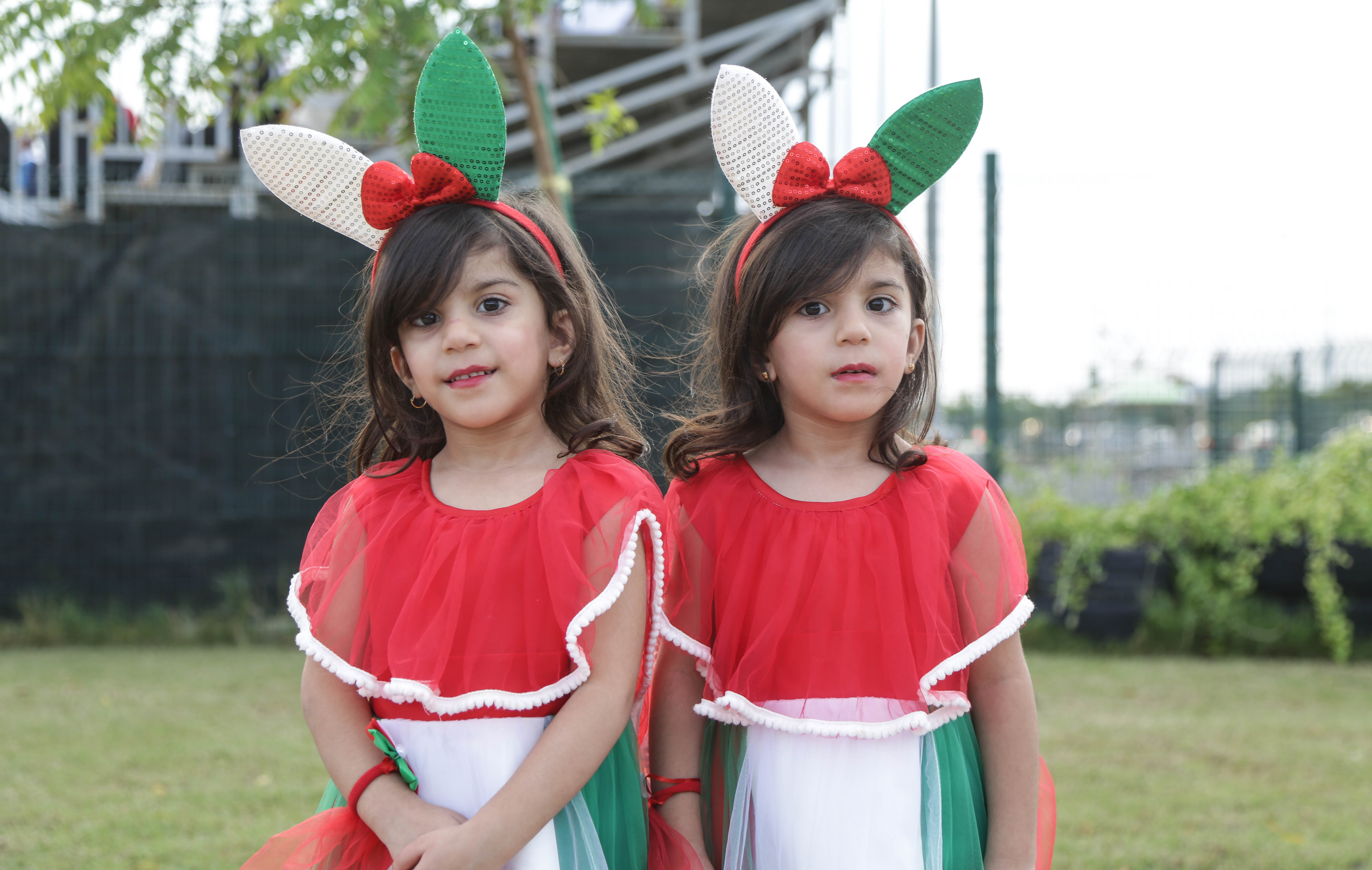 In pictures: Twins steal the show at multiple birth celebrations in Sultanate