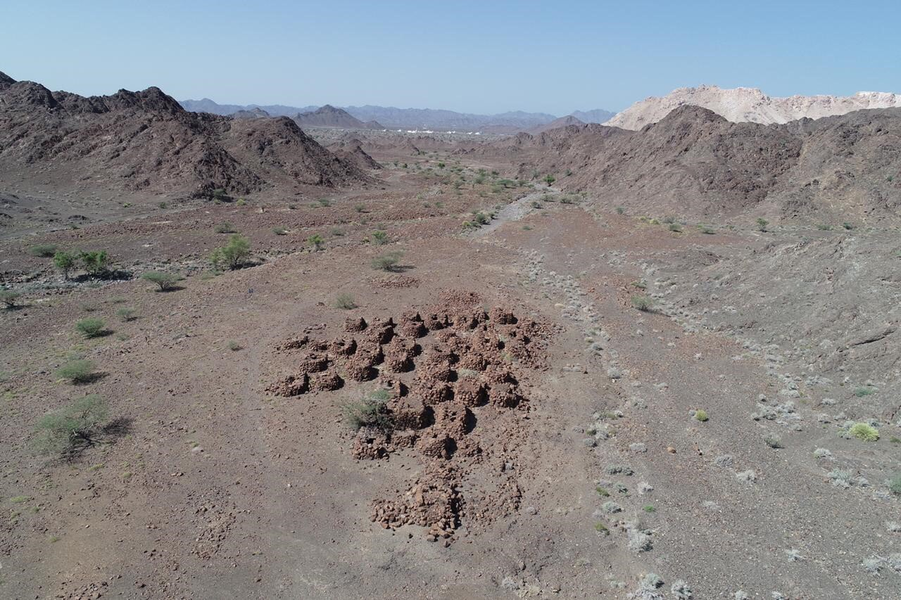 New archeological site discovered in Oman