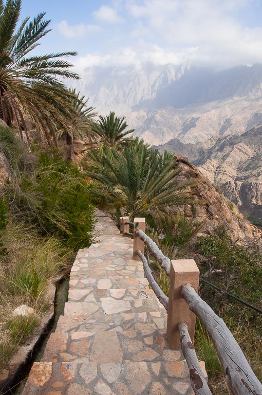 ازدياد الحركة السياحية في السلطنة بالموسم السياحي الشتوي