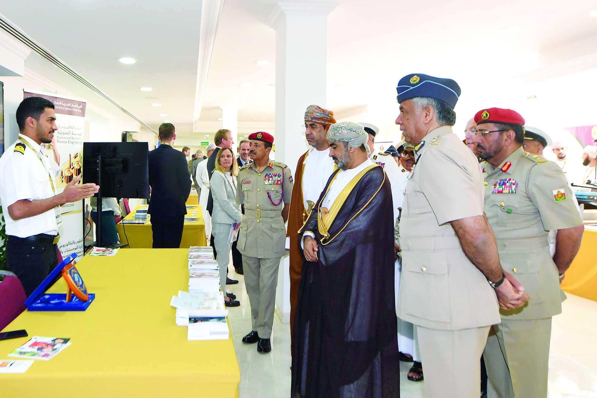 الكلية العسكرية التقنية تنظم المؤتمر الدولي للهندسة البحرية والتكنولوجيا