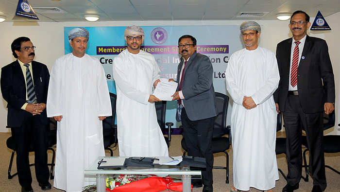 New India Assurance inks pact with Oman Credit & Financial Information Centre