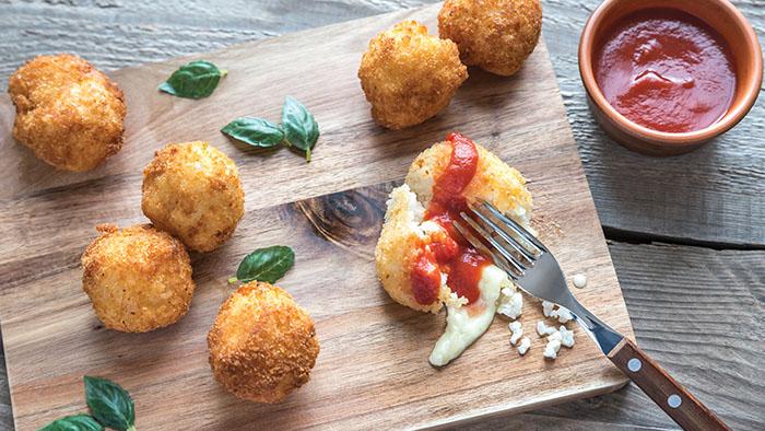 Recipes: On a cheesy trail