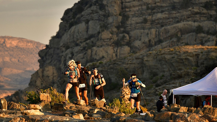Global field of runners achieve the incredible at Oman by UTMB