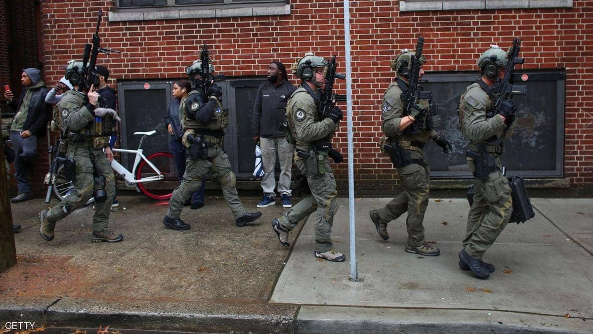 6 قتلى بينهم شرطة في إطلاق نار بولاية نيوجيرسي الأمريكية