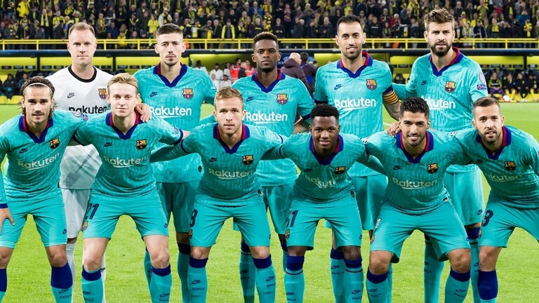 نجم برشلونة الواعد يدخل تاريخ دوري أبطال أوروبا من أوسع أبوابه