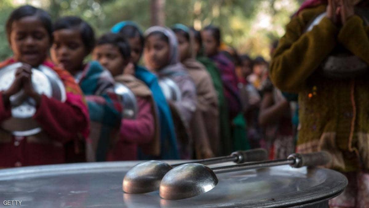 """الأمم المتحدة تعلن عن """"رقم صادم"""" للجوعى بآسيا والهادئ"""