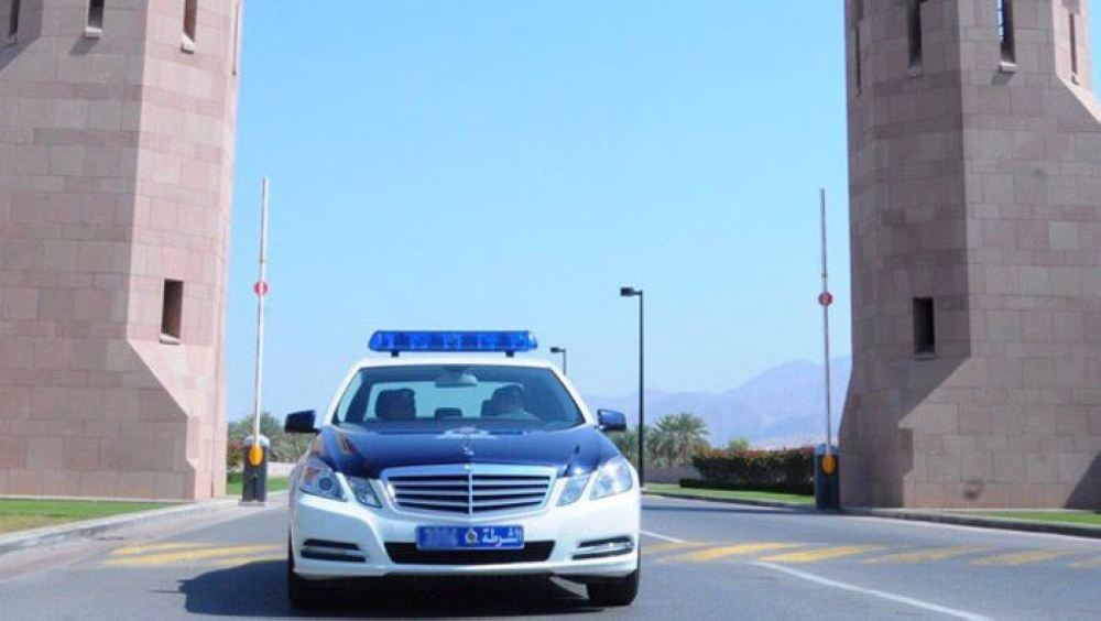 Five arrested in Oman for theft, drifting