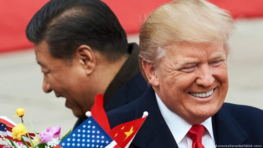 Donald Trump announces 'Phase One' of US-China trade deal