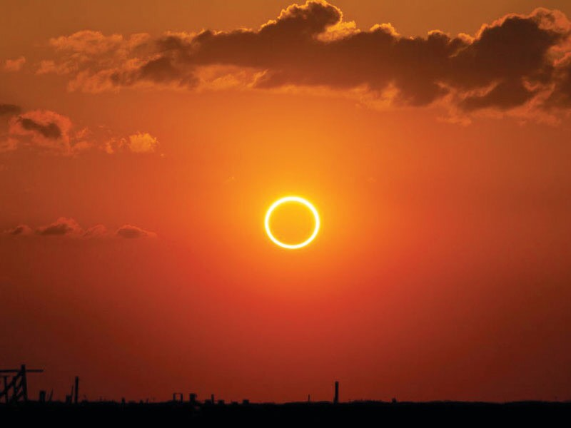 Do not watch solar eclipse in Oman with naked eyes: Ministry of Health