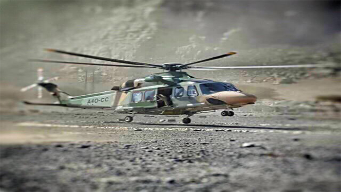 Man rescued after fall from Oman mountain