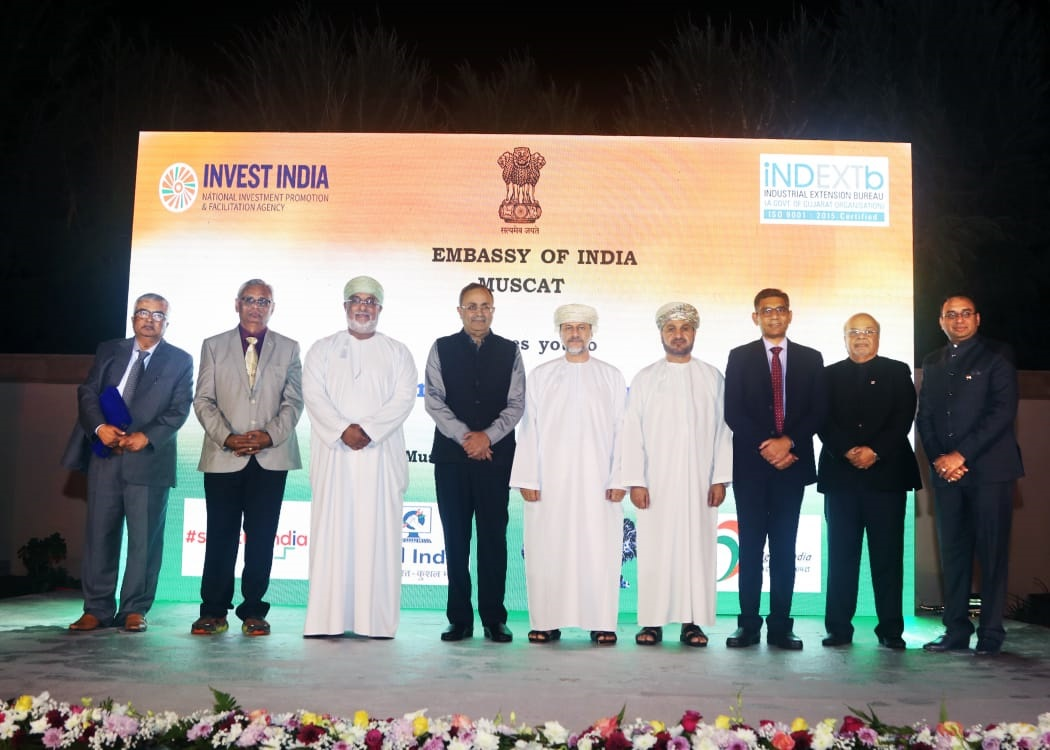 Indian firms' investment in Oman pegged at $7.5 billion