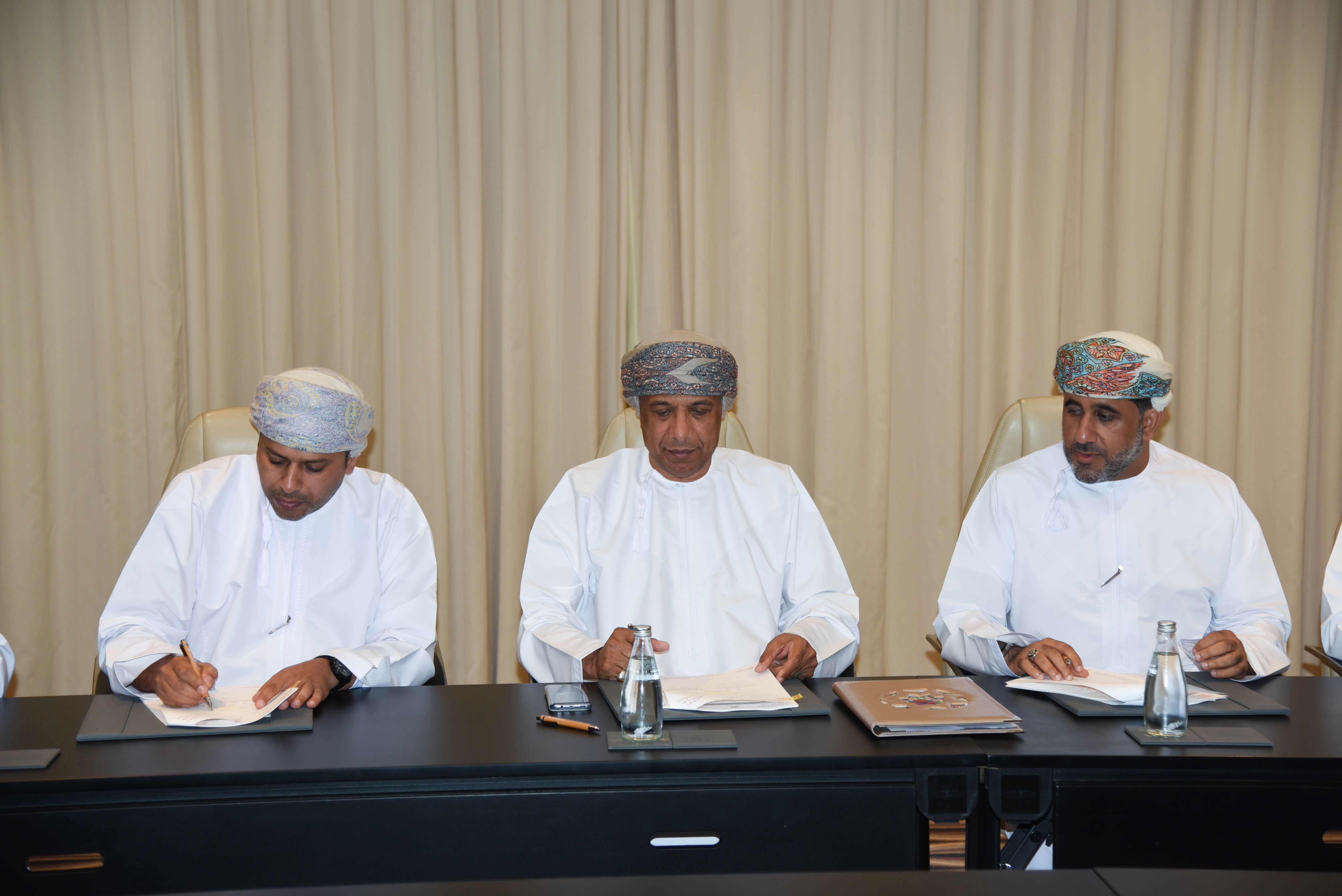 Management contract for Oman pavilion store at Dubai expo signed