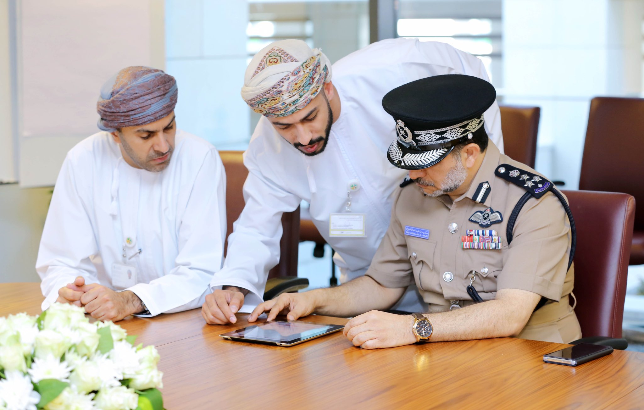 E-security pass system introduced at Muscat International Airport