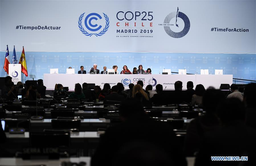 UN climate talks end with no deal on key issue