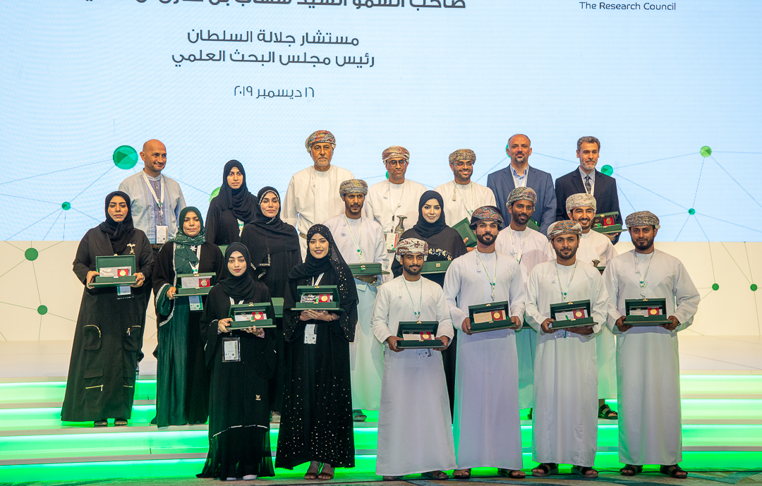 Names of 18 research award winners announced in Oman