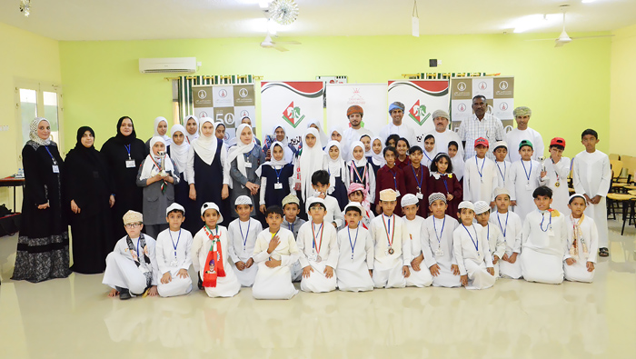 Z-Corp, Oman Chess Committee (OCC) hosts chess tournament in Madha