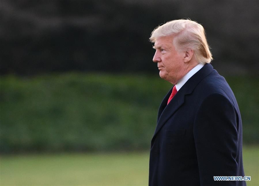 U.S. House passes Trump impeachment