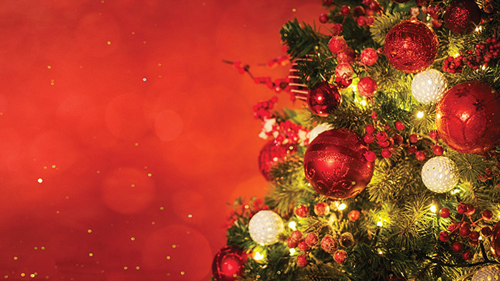 Christmas: A time for tradition, a time for family