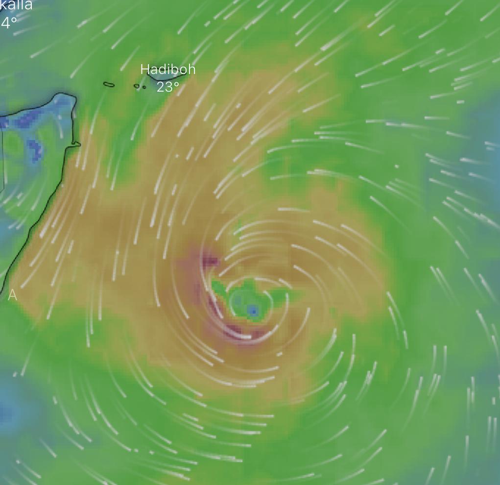Oman weather: New tropical depression in Arabian Sea