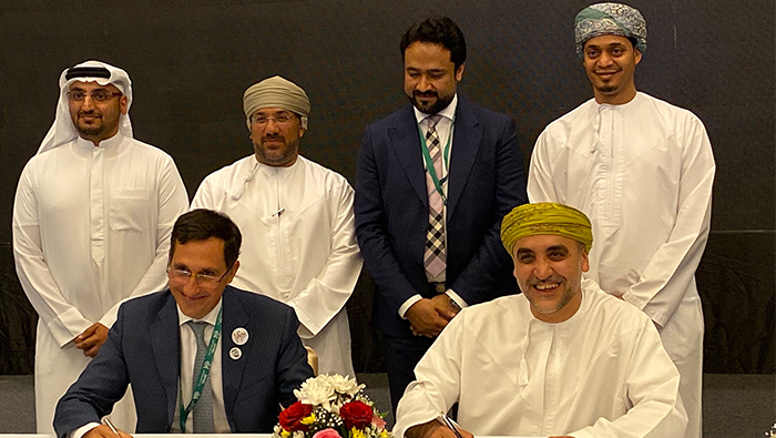 Agreement inked to enhance trade between Oman and UAE