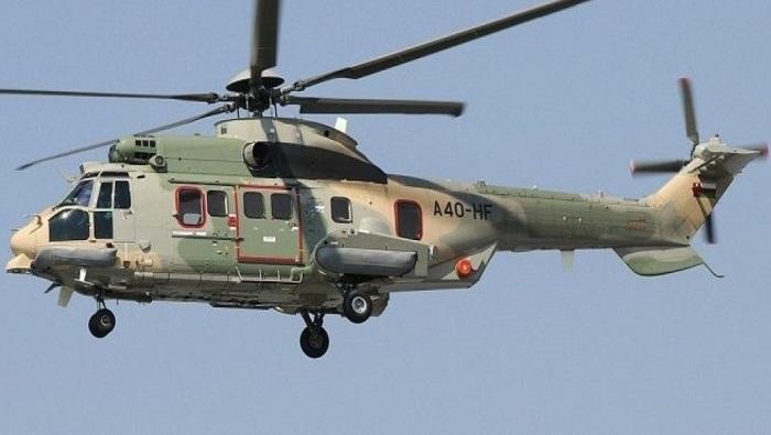 Royal Air Force of Oman transports expat to hospital