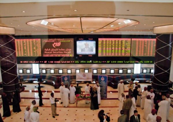 مؤشر سوق مسقط يغلق مرتفعًا بنسبة 0.03 بالمائة