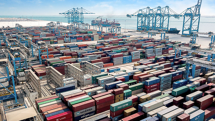 Abu Dhabi Ports set to close a record-breaking 2019